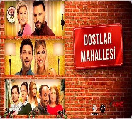 Dostlar Mahallesi (HD – x264 – 720p) Tüm Bölümler Full indir