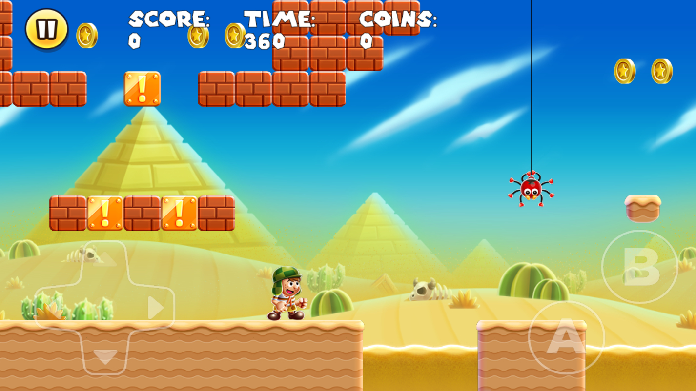 Chaves Adventures Android