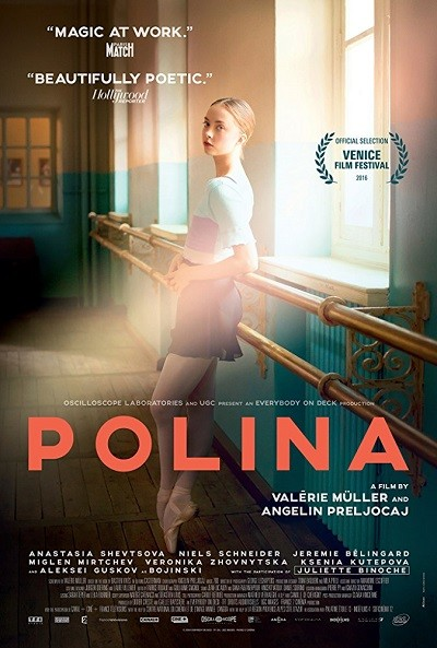 Polina – Polina danser sa vie 2016 (BDRip XviD) Türkçe Dublaj indir