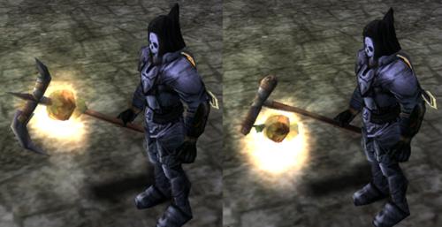 Halloween Staff ve Halloween Spear
