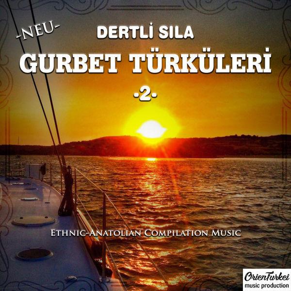 Çeşitli Sanatçılar Gurbet Türküleri Vol 2 2017 full albüm indir