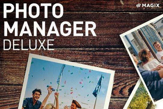 MAGIX Photo Manager 17 Deluxe 13.1.1.9 Full İndir