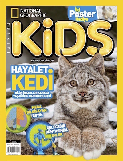 National Geographic Kids Kasım 2017