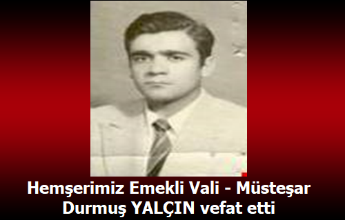 Durmus Yalcin Haber
