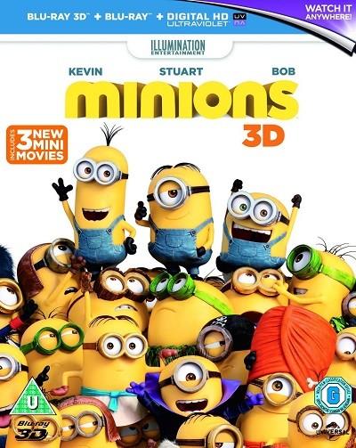 Minyonlar – Minions 2015 (3D-BluRay 1080p) DuaL TR-ENG – İndir