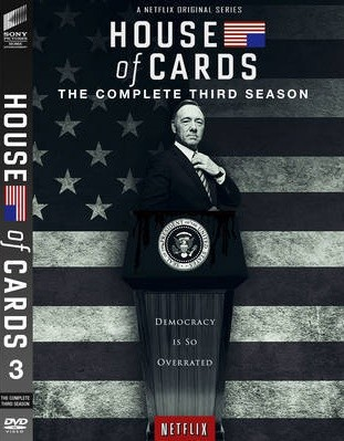 House of Cards 3.Sezon WEB-DL XviD Tüm Bölümler Türkçe Dublaj – Tek Link