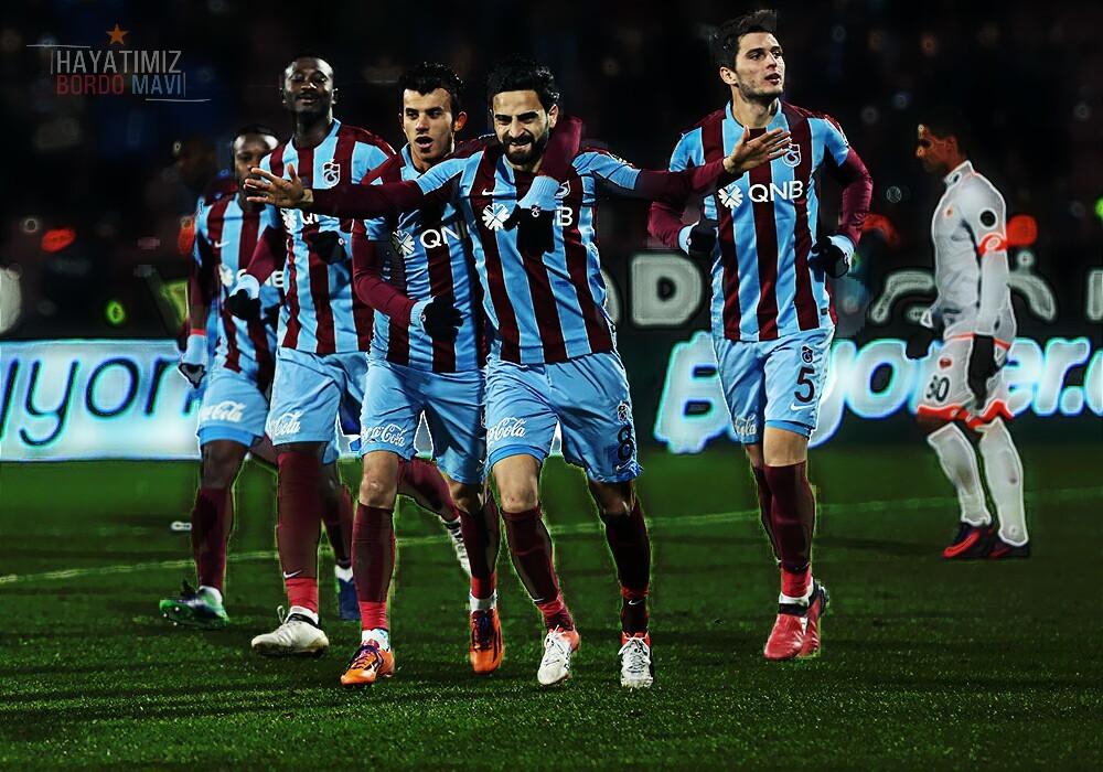 #Trabzonspor Sevinç