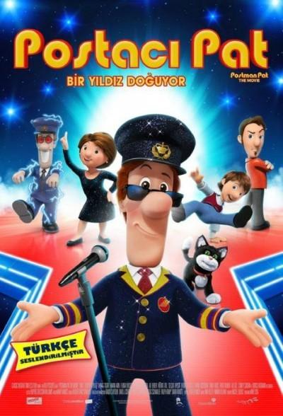 Postacı Pat (2014) türkçe dublaj animasyon film indir