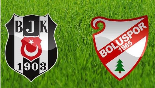 Bolusporumuz Beşiktaş Karşısına Çıkıyor
