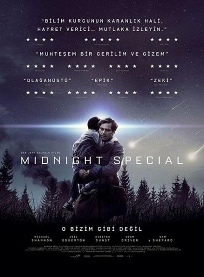 Gece Yarısı – Midnight Special 2016 BRRip XviD Türkçe Dublaj – Film indir