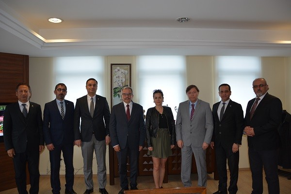 Antalya SMMM Odası Yönetim Kurulundan;