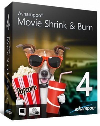 Ashampoo Movie Shrink & Burn v4.0.2.4