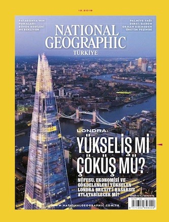 National Geographic Aralık 2018