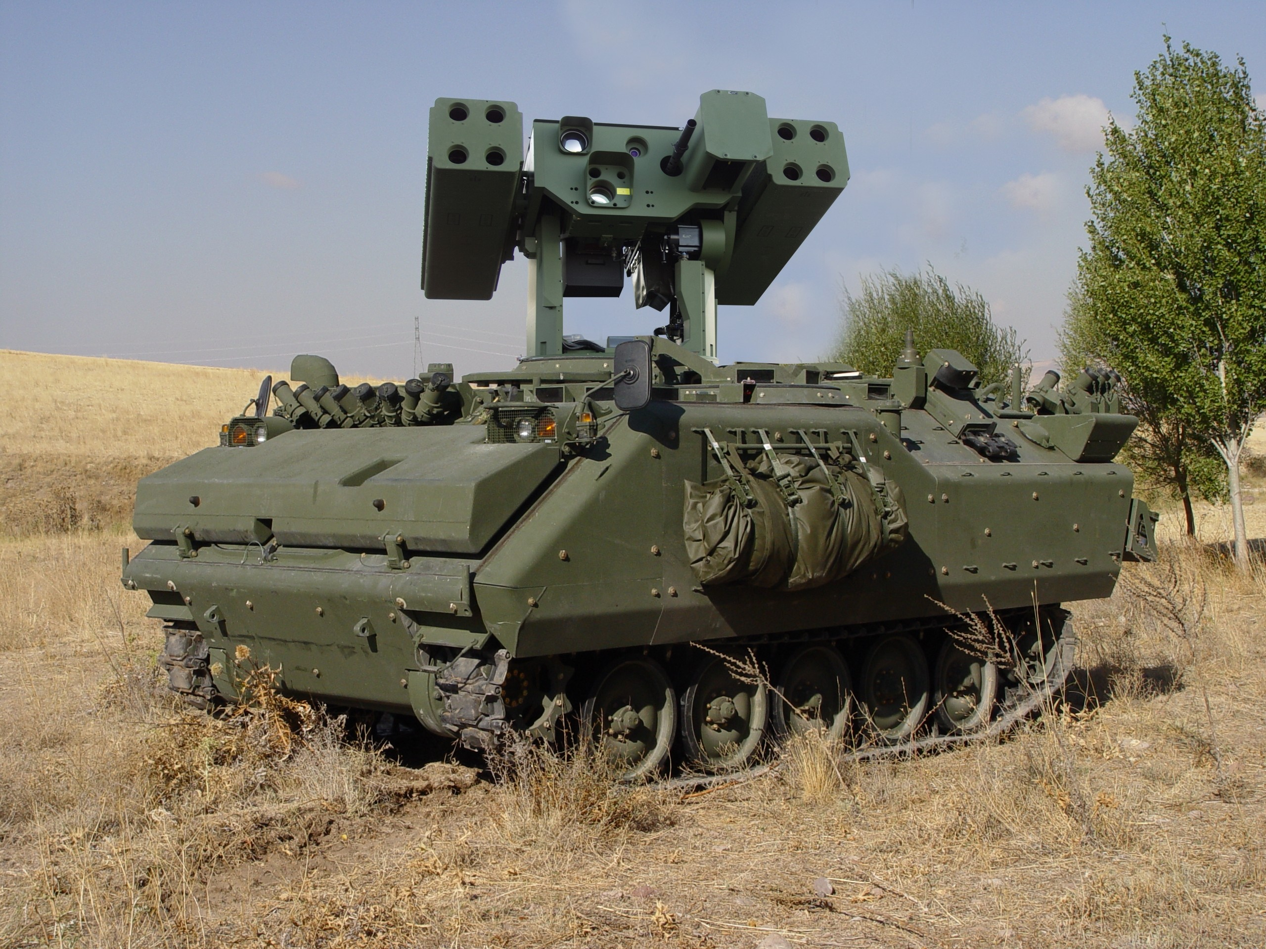 Turkish Ground Forces equipment Zn90nB