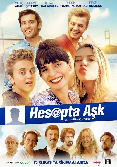 Hesapta Aşk | 2016 | HDTV 1080p | Yerli Film - Tek Link indir