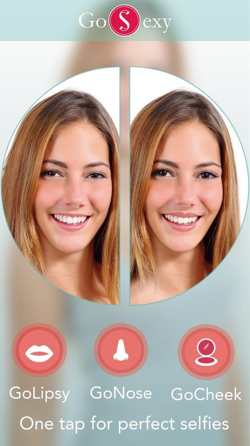 GoSexy – Face and body tune Apk