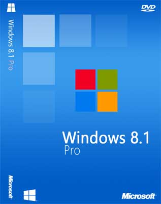 Windows 8.1 Professional August 2016