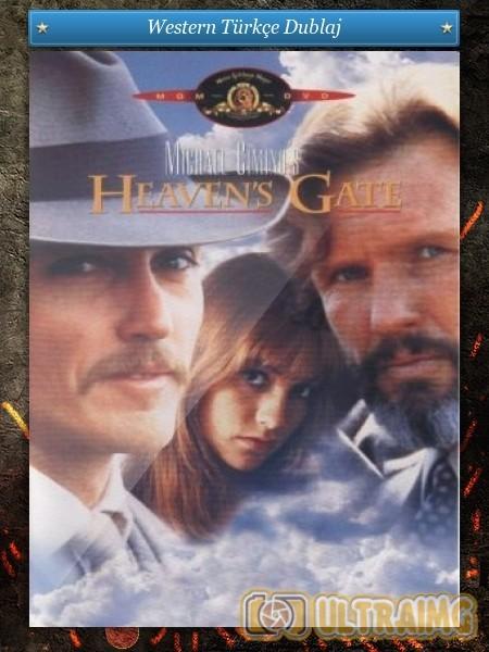 Heaven's Gate - Cennetin Kapısı (1980) HDRip Türkçe indir