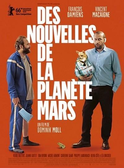 Mars'tan Haberler Var | 2016 | BRRip XviD  | Türkçe Dublaj