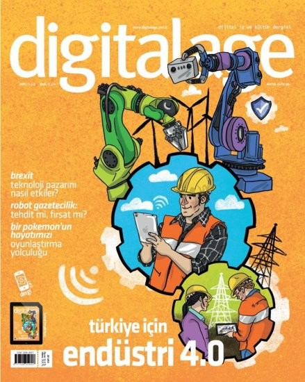 Digital Age Ağustos 2016
