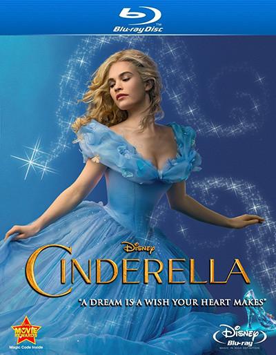 Sindirella - Cinderella (2015) 720p BRRip Türkçe Düblaj indir