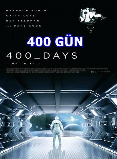 400 Gün – 400 Days 2015 BDRip XviD Türkçe Dublaj – Tek Link