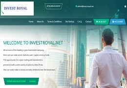 Investroyal.net screenshot